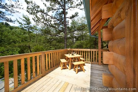 Smoky Mountain Getaway Cabin by Pigeon Forge Cabin Smoky Mountain Getaway 3 Bedroom