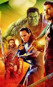 Thor Ragnarok Movie Cast Poster 2017  Full Hd 2k Wallpaper