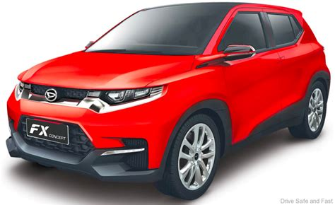 small renault is this the all new perodua suv drive safe and fast