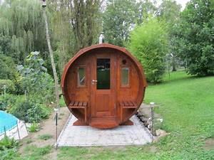 Fass Als Gartenhaus : 2 raum fass sauna modell max mit harvia holz ofen a z gartenhaus gmbh ~ Markanthonyermac.com Haus und Dekorationen