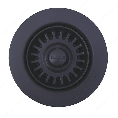 Install Blanco Sink Strainer by Blanco Strainers For Insinkerator Disposals Richelieu