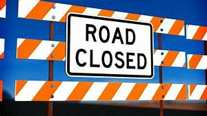 Several bridges closed in our area due to icy conditions ...
