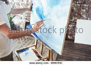 Leinwand Auf Englisch : kreative inspiration mit einem pinsel malen einen bunten regenbogen bogen kunst schlaganfall als ~ Eleganceandgraceweddings.com Haus und Dekorationen