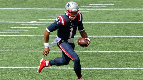 Cam Newton Leads New England Patriots to Victory vs. Miami ...