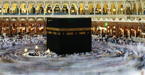 islamic thought  importance   holy kaaba