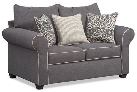 love seat sleeper sofas charming carla queen memory foam sleeper sofa and loveseat