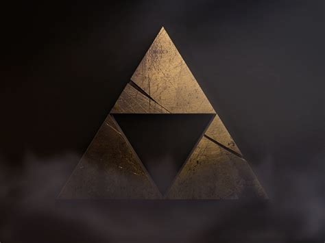 Triforce L by Triforce By Marcel Robert Dribbble