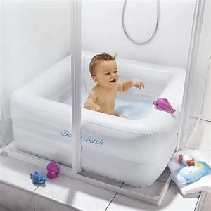Baignoire à Poser : baignoire bebe poser sur baignoire adulte ~ Melissatoandfro.com Idées de Décoration
