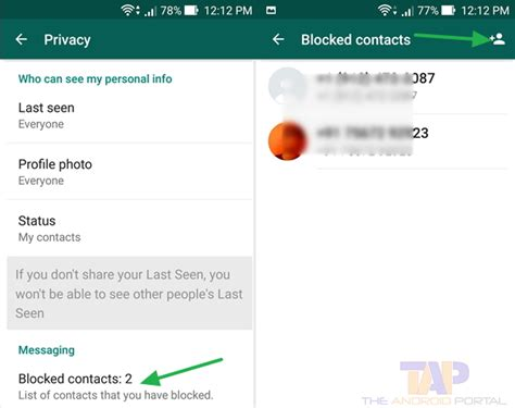 how to block contacts on android how to block a phone number on your android phone how to block someone on whatsapp messenger