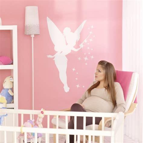 chambre fee clochette sticker fée décoration fée clochette pour chambre de bébé