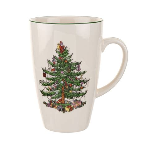 spode christmas tree latte mug 14 99 you save 15 01