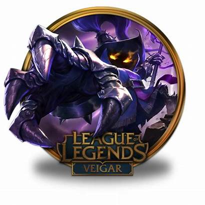 Icon Legends League Veigar Lol Fan Icons