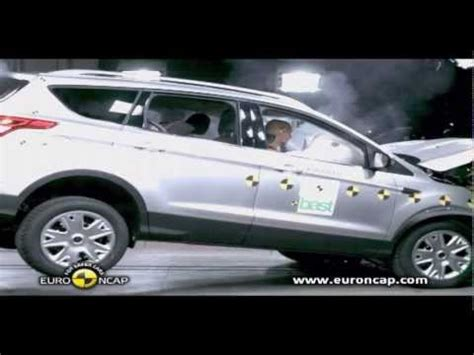 ford kuga test 2013 new ford kuga crash test 2012 ncap