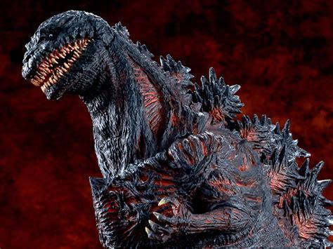 Godzilla Toho Daikaiju Series Shin Godzilla (2016