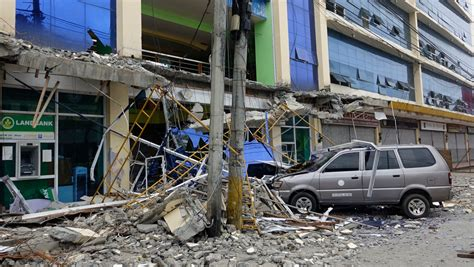 Tap/click on gear icon for options and settings. Deadly earthquake hits Philippines