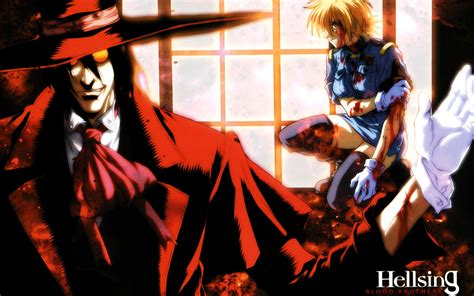 Hellsing Anime Wallpaper - hellsing hd wallpaper and background image