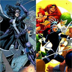 Top, 10, Strongest, Dc, Female, Characters