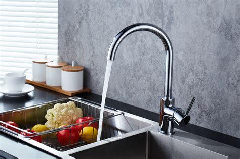 goose neck swivel kitchen sink mixer taps laundry sink mixer