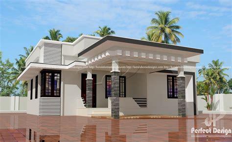 Single floor contemporary house – Kerala Home Design