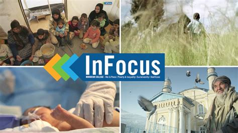 infocus poverty inequality moravian college
