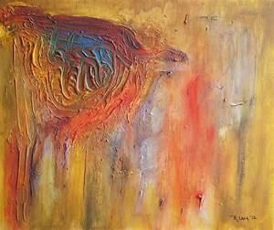 Pinturas abstractas en acrilico Imagui