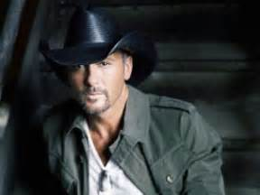 Tim McGraw Country Singers Male