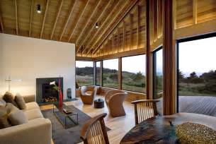 open floor plan kitchen living room contemporary style meets design at the sea ranch home