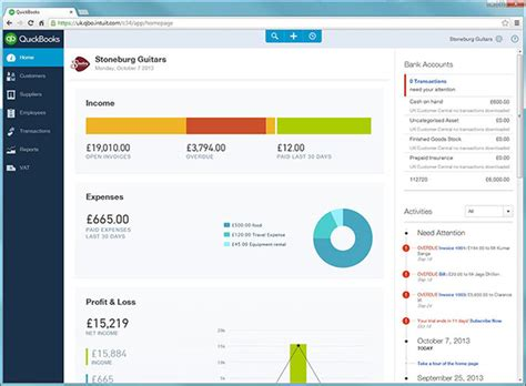 Quickbooks Online Update, First Take New Look, Open Api