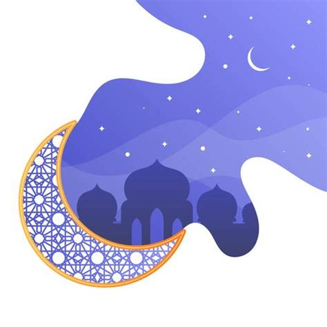 minimalist islamic  year   gradient