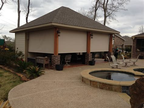 shade works of retractable shades and awnings