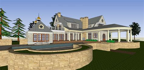 home architect plans refined traditional architecture refined traditional