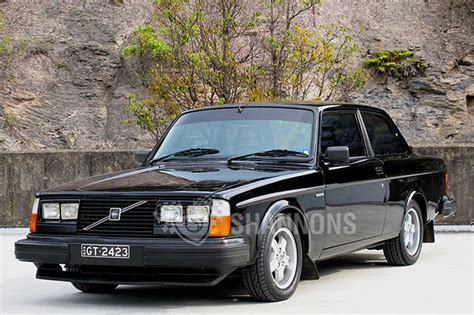 sold volvo  gt coupe auctions lot  shannons