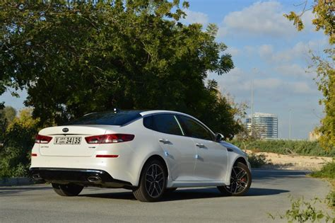 kia optima  review qatar yallamotor