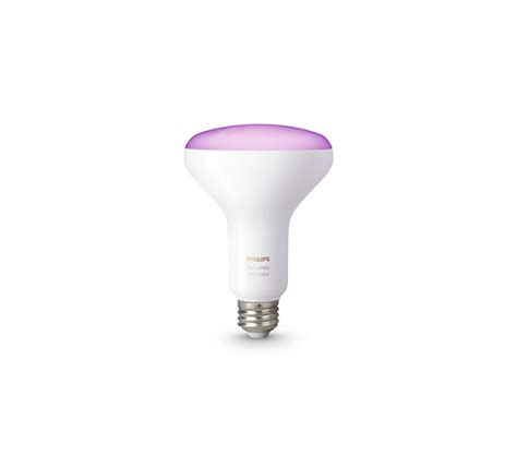 hue white and color ambiance single bulb br30 46677468941
