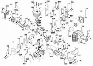 Gardenline Rasenmäher Ersatzteile : 2 takt motor ersatzteil zu fbs 43 a1 lb 1 ~ Jslefanu.com Haus und Dekorationen