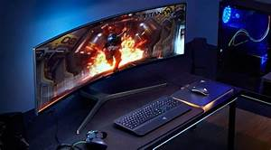 Samsung Introduced Monster Width QLED Gaming Monitor At ...