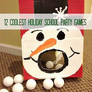 25 best ideas about School Christmas Party on Pinterest