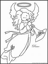 Coloring Religious Printable Christian Colouring Az Catholic Peace Angel Nun Natal Jesus Sheets Template Bible Earth Crafts Books Popular sketch template