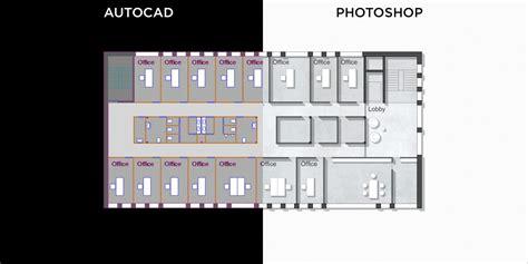 beautiful stylized floor plans  photoshop