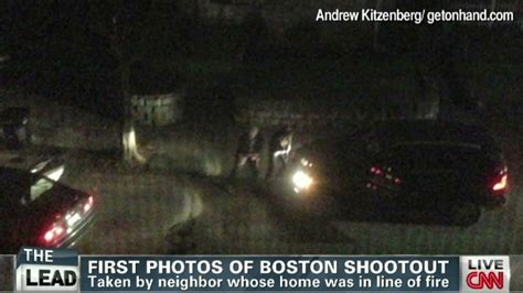 friendly fire led  officers shooting  boston
