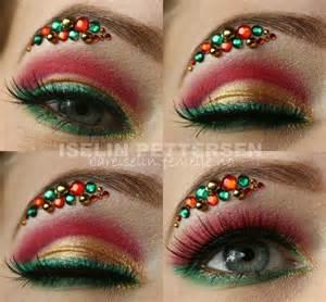 17 best ideas about christmas makeup on pinterest christmas makeup look eye mekup and night