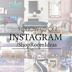 instagram page is up shoproomideas With interior decorating ideas instagram