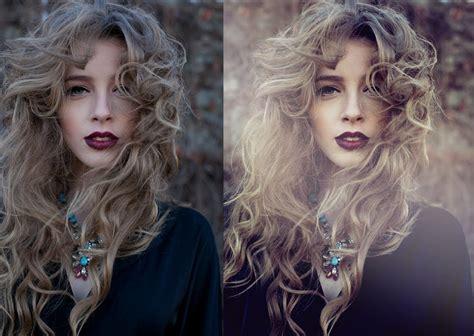 edit  color fashion portraits photoshop
