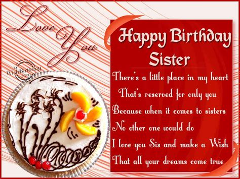 kata ucapan selamat ultah ucapan happy birthday sister wishbirthday com