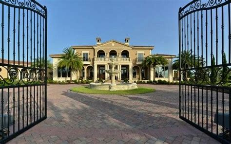 mansion gates mansions florida mansion mansions homes