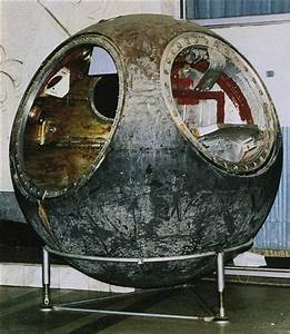 1961 Soviet space capsule selling at NYC auction