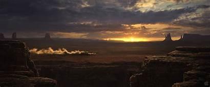 Rango Western Desktop Wallpapers Sunset Desert Country