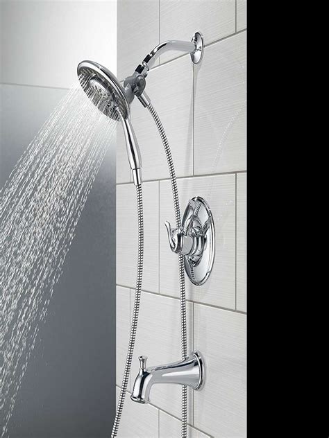 and in shower delta in2ition 2 in 1 shower dudeiwantthat
