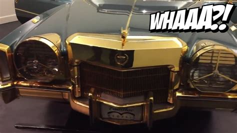 See The Cadillac Pimpmobile From 'shaft'! Ls1techcom