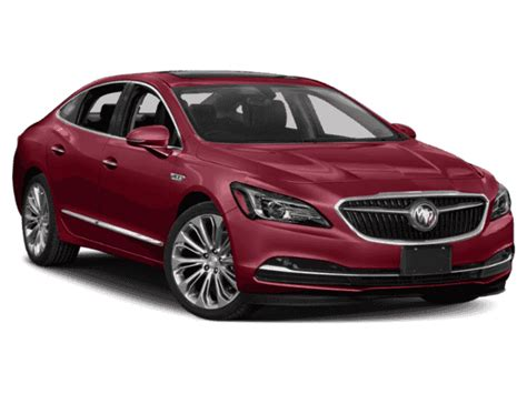 Lease Buick Lacrosse by 2019 Buick Lacrosse 4dr Sdn Avenir Fwd Lease 429 0